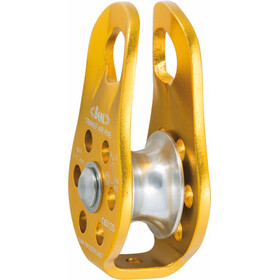 Beal Transf'Air Fixe Pulley with Slide Bearing